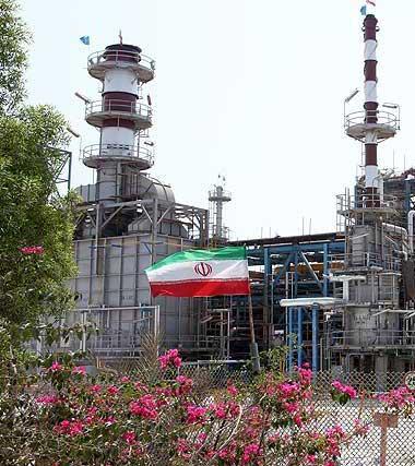 پالایشگاه های کشور ایران