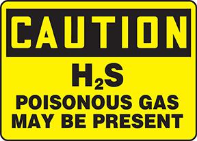 خطر هیدروژن سولفید (H2S) موجود در نفت خام و قیر